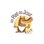 Logo un plat du jour SVP